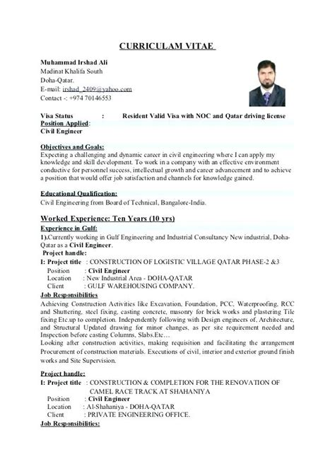 civil engineer objective resume 28 images sle resume
