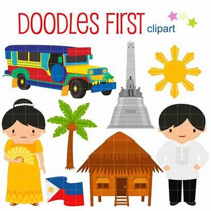 Clipart Philippines Philippine Cliparts Fun Filipino Clip