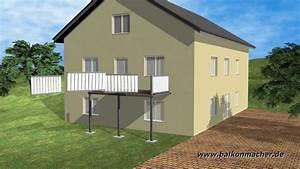 Balkon Anbauen Genehmigung : produktvideo balkonmacher anbaubalkone vorstellbalkone ~ Watch28wear.com Haus und Dekorationen