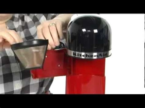 kitchenaid  cup personal coffee maker kcm sku