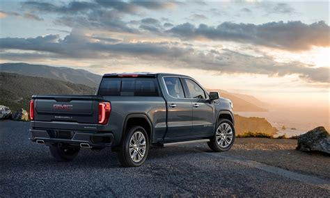 2019 Gmc Truck by 2019 Gmc 1500 Denali Now Arriving At Dealers