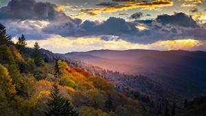 Fall In Pigeon Forge And The Smoky Mountains