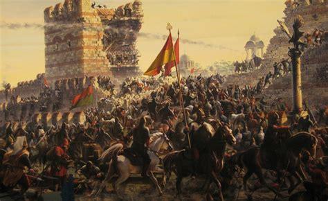 si鑒e de constantinople etudions la chute de byzance vaincue par l empire ottoman riposte laïque
