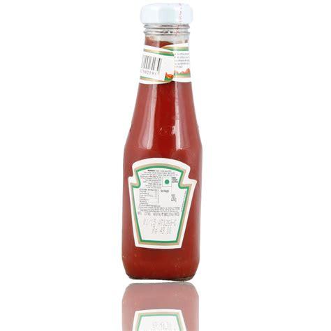 Hinz tomato Ketchup 200g (24*200) – Attiah Zahrany