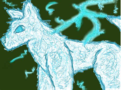 Dilyra's Lightning Wolf Attack By Dilyra On Deviantart