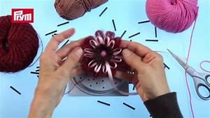 Comment Faire Des Pompons Avec Un Appareil : appareil fleur prym youtube ~ Zukunftsfamilie.com Idées de Décoration