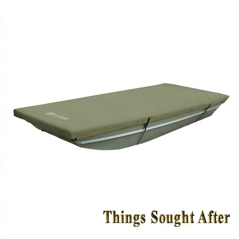 Boat Mooring Cover Vents by Jon Boat Mooring Cover For 10 11 12 Foot Pond Fishing
