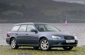 Subaru Legacy Wagon - 2003  2004  2005  2006