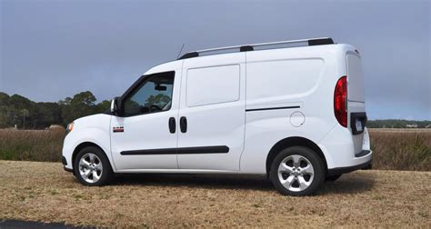 Dodge Ram Promaster Reviews by 2015 Ram Promaster City Review