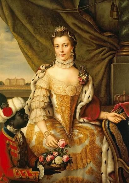 Nobility European Charlotte Kings History Portraits Interesting