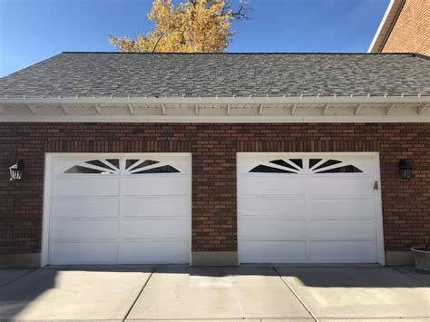 how to paint a garage door how to paint your wood garage door with purdy tools