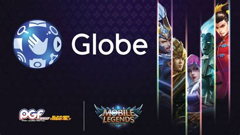 Globe's Mobile Legends Tournament At Pgf 2017 Is Promising