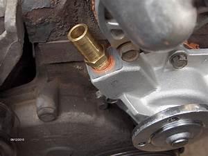 Water Pump Heater Hose
