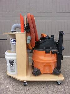 How To Convert a Shop Vac Into a Cyclone Dust Collector
