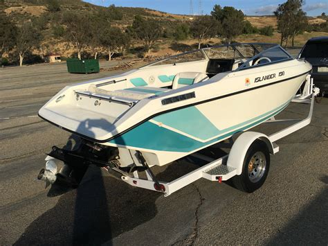 Baja Islander Boats For Sale by Baja Islander 190 1989 For Sale For 1 000 Boats From