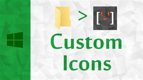 [windows] How To Change Folder Icon To Custom Icon On