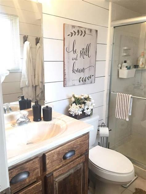 Bathroom Ideas For Walls by 12 Affordable Shiplap Wall Projects To Beautify Your