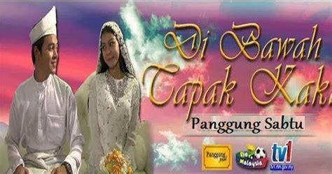 Di Bawah Tapak Kaki Full Movie - Tonton Filem Melayu ...
