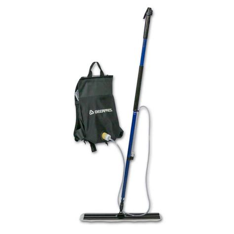 Floor Applicator by Floor Finish Applicator Backpack System