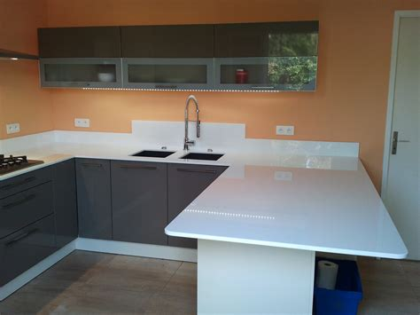 plan de travail cuisine en quartz plan de travail de cuisine en quartz plan de travail