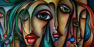 Dreamers 2 Painting by Michael Lang