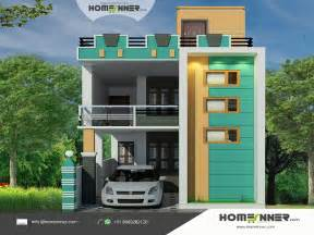 home design gallery tamil nadu style 3d house elevation design
