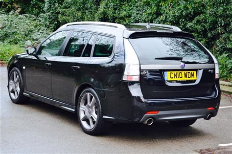Used 2010 Saab 9-3 2.0 T X Sportwagon Xwd 5dr For Sale In