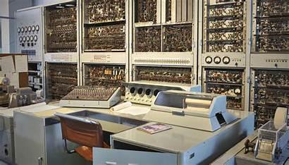 Computer Display Australia Scienceworks Generation Csirac Finds