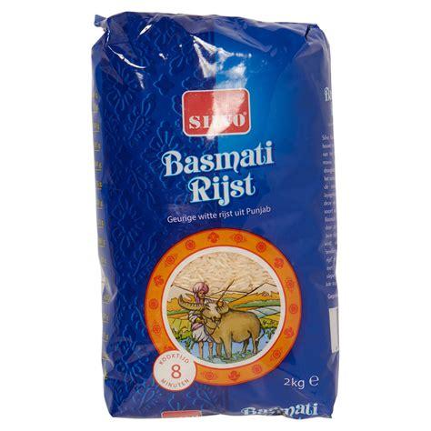 basmati rijst koolhydraten