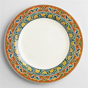 Voyage Paige Dinner Plates, Set of 4 World Market