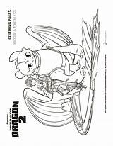 Dragon Train Toothless Hiccup Coloring Printable Sheet Printables Activity Pages Sheets sketch template