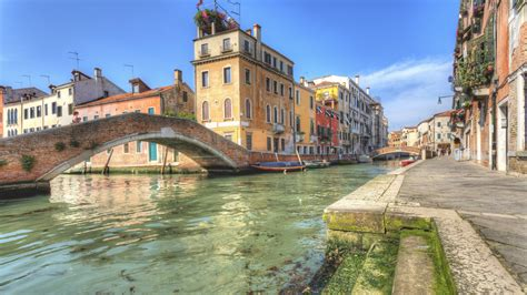 Architecture Building Old Building Water Venice Italy