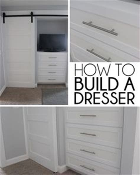 1000 ideas about built in dresser on dressers