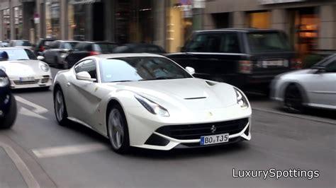 Ferrari F12 White Wallpaper  Image #466
