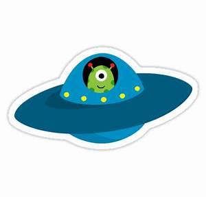 Alien Cute Spaceship - ClipArt Best