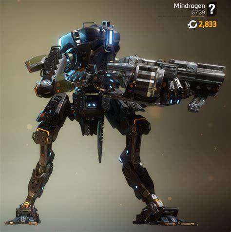 ronin prime mechs in titanfall 2