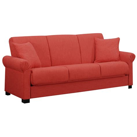 sleeper sofa alcott hill convertible upholstered sleeper