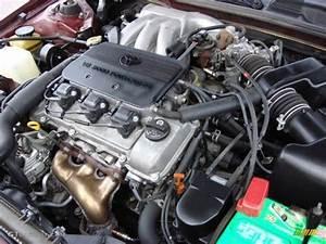 1999 Toyota Camry Xle V6 Engine Photos