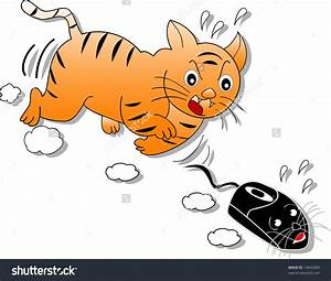 Cat Chasing Mouse Clipart (38+)