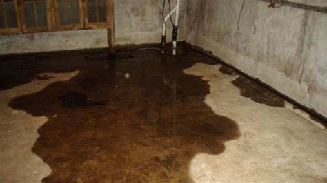 Basement Walls Leak When It Rains   Aquatech Waterproofing