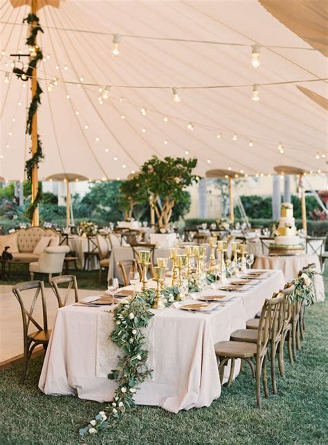 backyard wedding tent backyard wedding reception under a