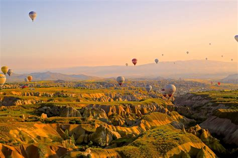 adventure aerial anatolia aviation cappadocia desktop