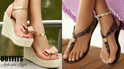 Moda En Sandalias Para Mujer