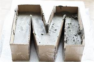 Zement Zum Basteln : die besten 25 basteln mit beton ideen auf pinterest diy ~ Lizthompson.info Haus und Dekorationen