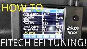 Fitech Efi Tuning 400hp 600hp Fuel Injection System