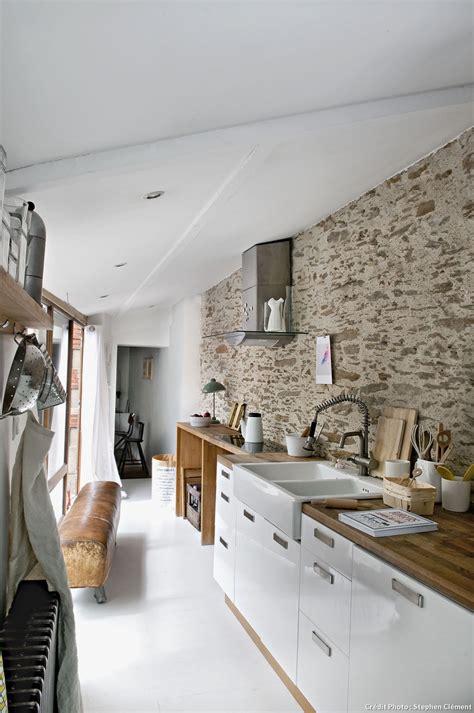 cuisine maison ancienne rénovation ancienne maison pêcheur à nantes maison créative
