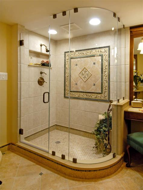 Bathroom Tub And Shower Designs - dreamy tubs and showers hgtv