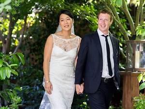 Facebook Founder Mark Zuckerberg, Priscilla Chan Married ...