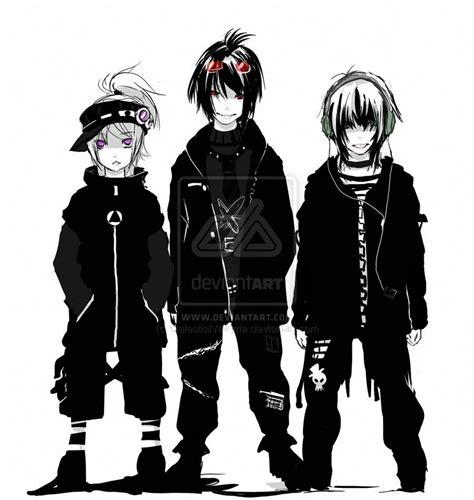 Anime Cool Guy Wallpaper - WallpaperSafari