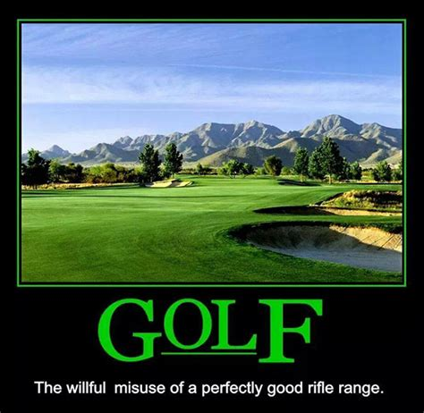 epic facebook post rifle ranges  golf courses daily